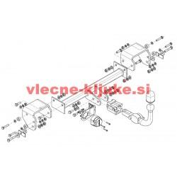 PEUGEOT - 107 - (Uporaba samo za nosilec koles) (C-009)